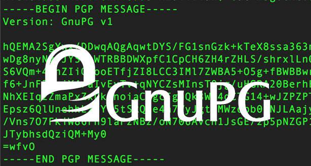 Back to The Future: Encrypt Emails the Old Fashioned Way – With PGP!