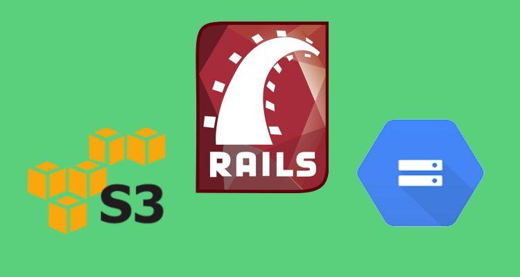 File uploads in Rails 5.2 with ActiveStorage