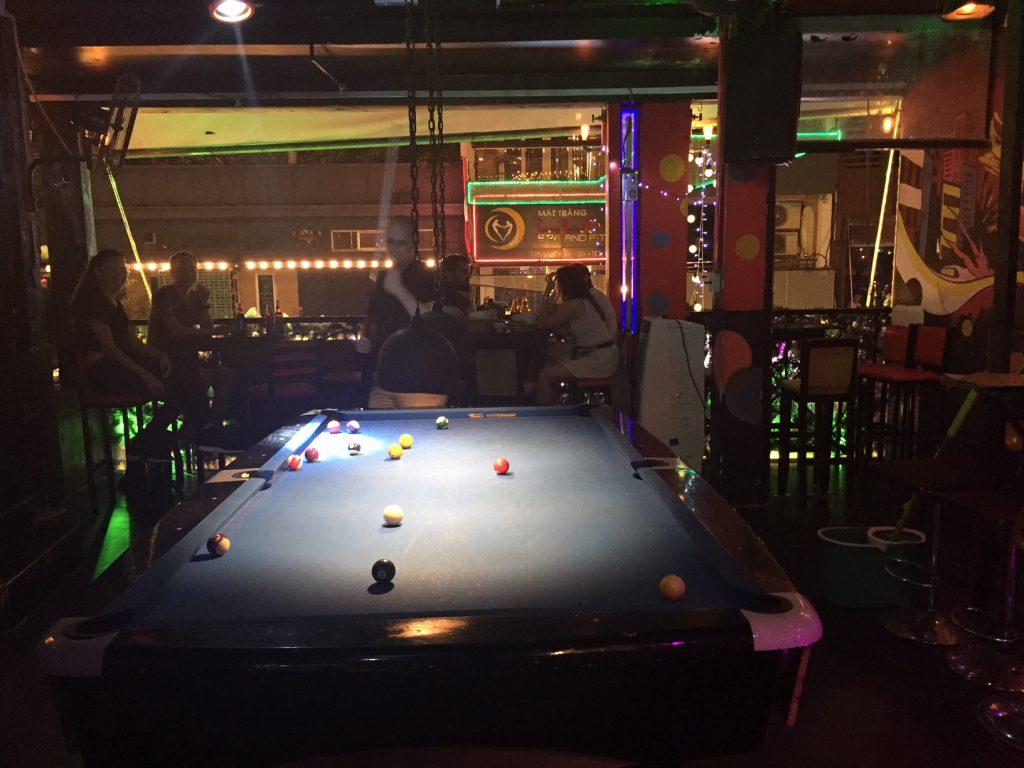Some random bar we stumbled into on Bui Vien street my first night