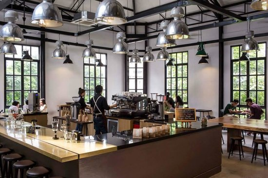 The Workshop Cafe (image credit: Tripadvisor)